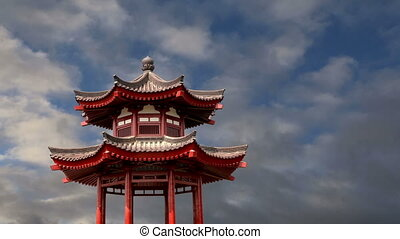 territory Giant Wild Goose Pagoda - On the territory Giant...