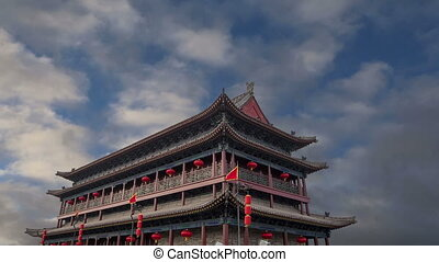 Fortifications of Xian(Sian, Xi'an) - Fortifications of Xian...
