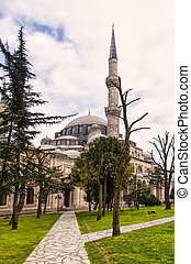 Sehzade mosque Istanbul
