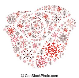 Snow Flake Rose
