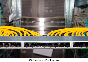 Datacenter Patch Panel for Network