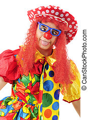Cross-Eyes Clown