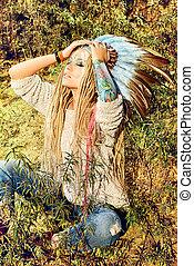 tribal, estilo,
