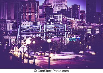 Denver Commute Colorado - Denver Commute Downtown Denver,...