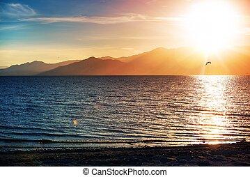 California Salton Sea - Southern California Salton Sea...