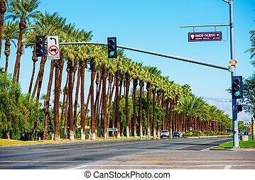 Indian Wells Highway 111 - Indian Wells California Highway...