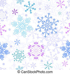 Abstract christmas pastel seamless pattern - Abstract...
