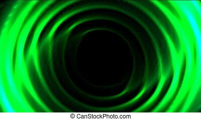 Green Seamless loop