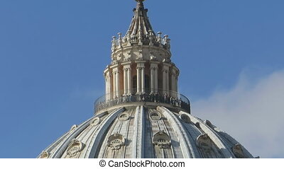 Saint Peter Dome - Saint Peter dome Vatican City