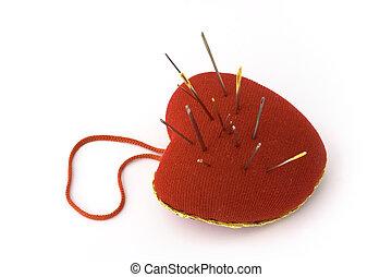 Neeles in heart - Needles in heart