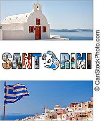 Santorini,  Letterbox,  09, rapporto