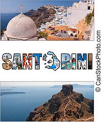 Santorini,  Letterbox,  12, rapporto