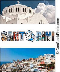 02,  Santorini,  Letterbox, rapporto