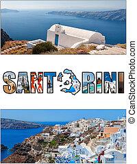 Santorini,  Letterbox, rapporto,  04