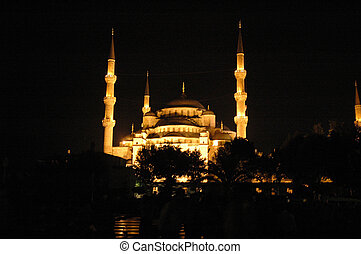 Sultan Ahmed Mosque, Blue Mosque