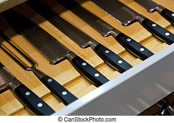 Cuchillos,