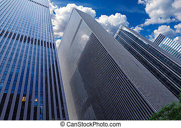 Avenue of Americas 6th Av Manhattan New York - Avenue of the...