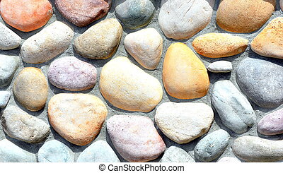 Rock formation - Rock formation abstract displayed outdoors...