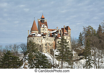 Dracula's, Bran, Castle