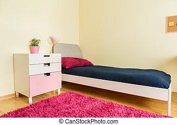 Design of children bedroom