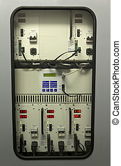 Uninterruptible Power Supply UPS equipment in industry