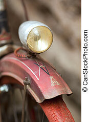 Bike - Light of an old bike