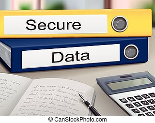 secure and data binders