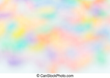 Abstract background , Colorful rainbow blur background