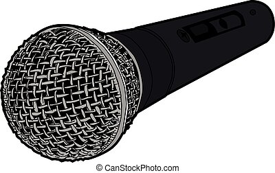 58, microfono,