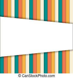 Background with colorful stripes in
