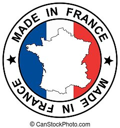 """Stamp """" Made in France """""""