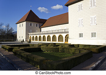 Brdo near Kranj castle, Slovenia - Brdo near Kranj,...