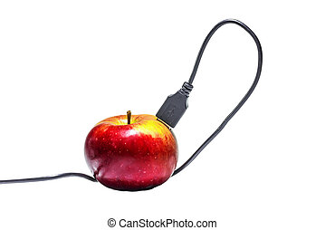 usb cable to apple