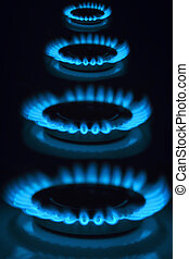 gas burners - gas burner flame energy natural gas stove gas...