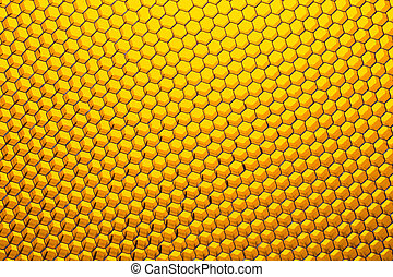Honeycomb grid