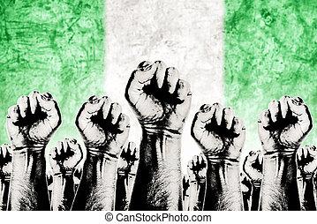 Nigeria Labor movement, workers union strike - Nigeria Labor...