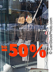 discounts in percent - retail price reduction percentage,...