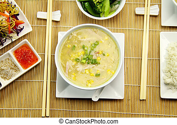 Chicken And Corn Soup