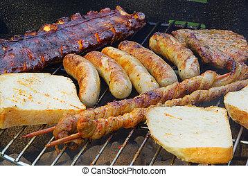 barbecue 58