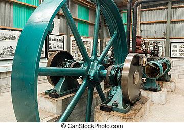 Steam Power Engine