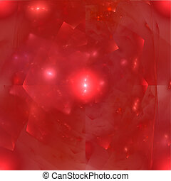Abstract elegance background. Red palette.