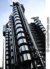 Lloyd\'s building in London