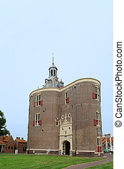 Enkhuizen Dromedaris - Historic building Dromedaris in...