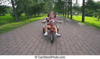 First Time Cycling