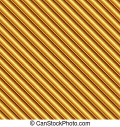Gold color abstract stripe background