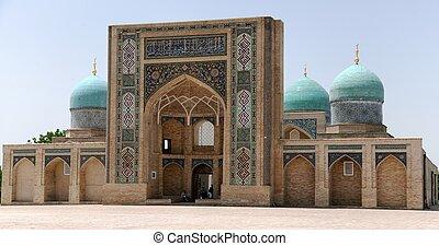 Hazrati Imam complex - religious center of Tashkent -...
