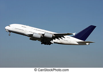 Airbus A380 - New super jumbo - Airbus A380