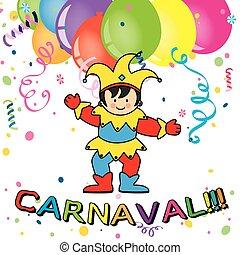 Carnival card