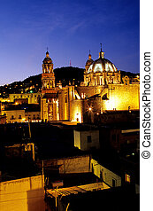 Cathedral- Zacatecas, Mexico - Exterior of the 18th century...