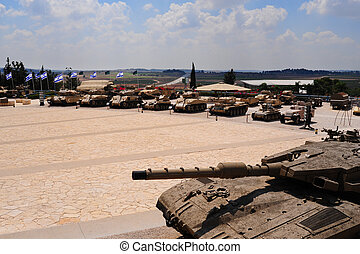 Armored Corps Museum
